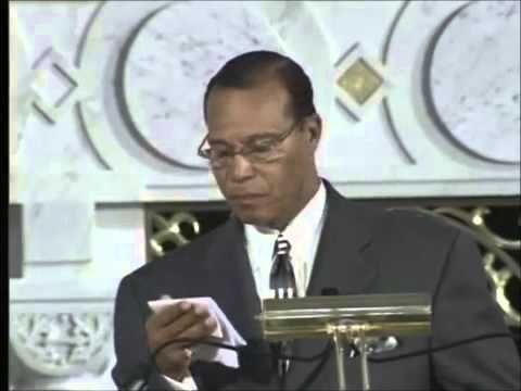 Louis Farrakhan On Black Men Hookup White Women