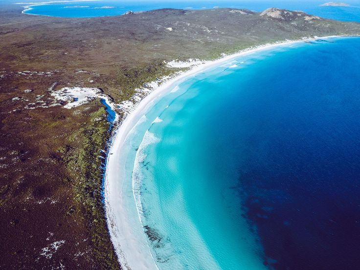 Tipps für einen Tagesausflug in den Cape Le Grande National Park mit Kängurus in Lucky Bay, Thistle Cove, Hellfire Bay, Rossiter Bay & Le Grand Beach.