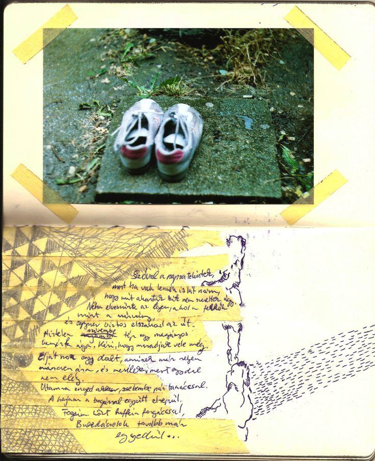 Sketchbook Kustan Adam 2014 analog, photo, zenit, sketchbook,