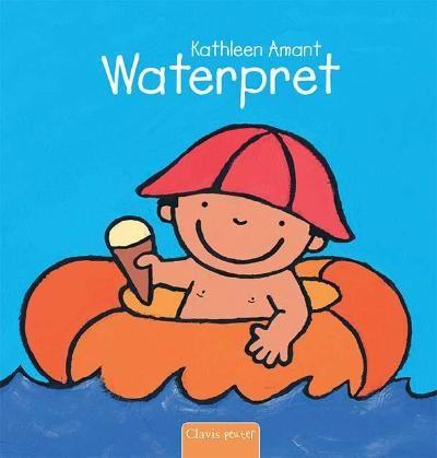 Nieuw boekje voor peuters: Waterpret   Kathleen Amant