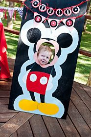 Chaotic Love: Mickey Mouse Birthday Party...