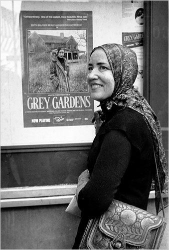 grey gardens | Grey Gardens, Wed/Thurs, Channel 4, 12.45am; Eureka DVD (£19.99)