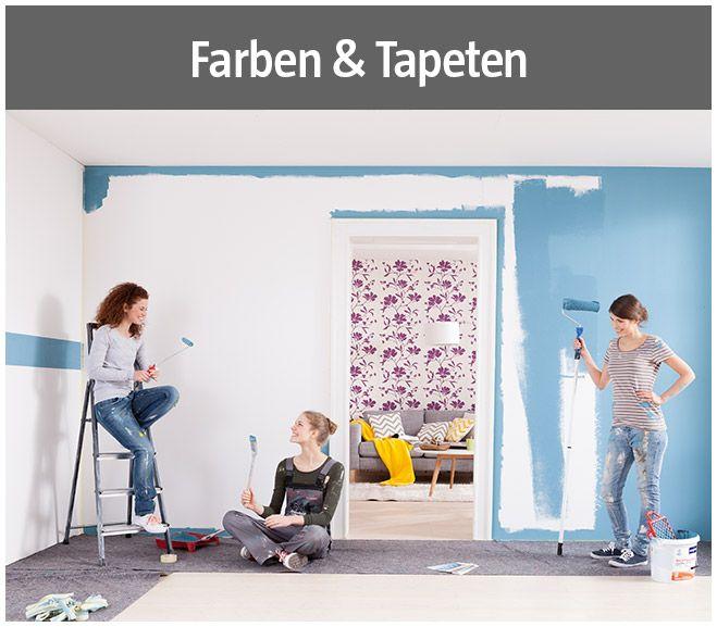 Bauhaus Mehr Als Ein Baumarkt Bauhaus In 2020 Farben Und Tapeten Tapeten Schoner Wohnen Wandfarbe