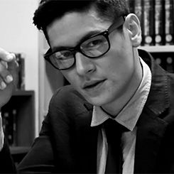 Hideo Muraoka | AKA | Japanese Clark Kent... Oh Superman... Save Me!!