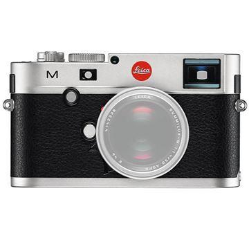 Leica Tweedehands M (Typ 240) Zilver Chroom - Body sn:4823929 systeemcamera kopen? Ga naar Cameraland.nl