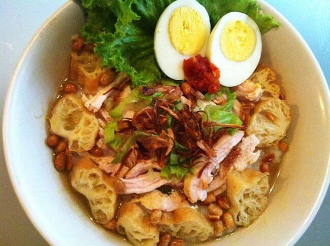 Bubur Ayam Praktis Ala Resep Koki | Resepkoki.co