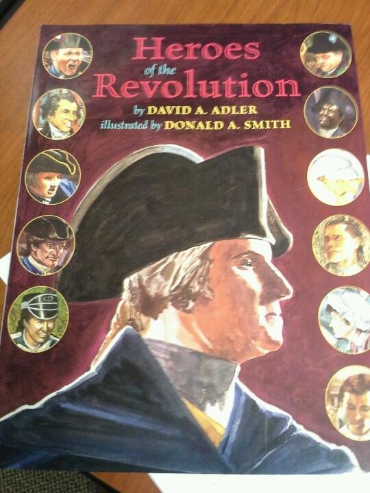 American Revolution book