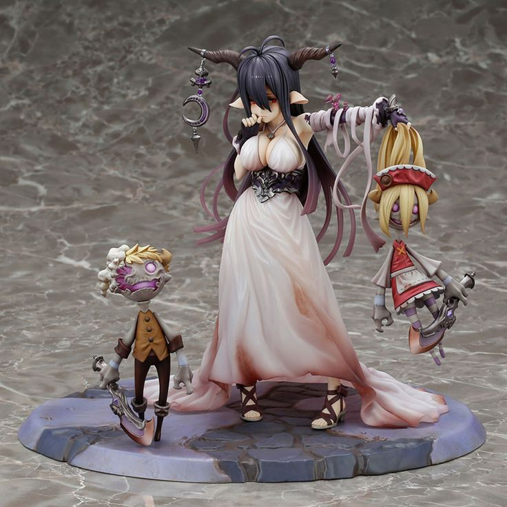 Kotobukiya Granblue Fantasy Danua 1:8 figure starts preorder! View here: http://www.blacknovatoys.com/granblue-fantasy-danua-1-8-pre-painted-pvc-figure.html