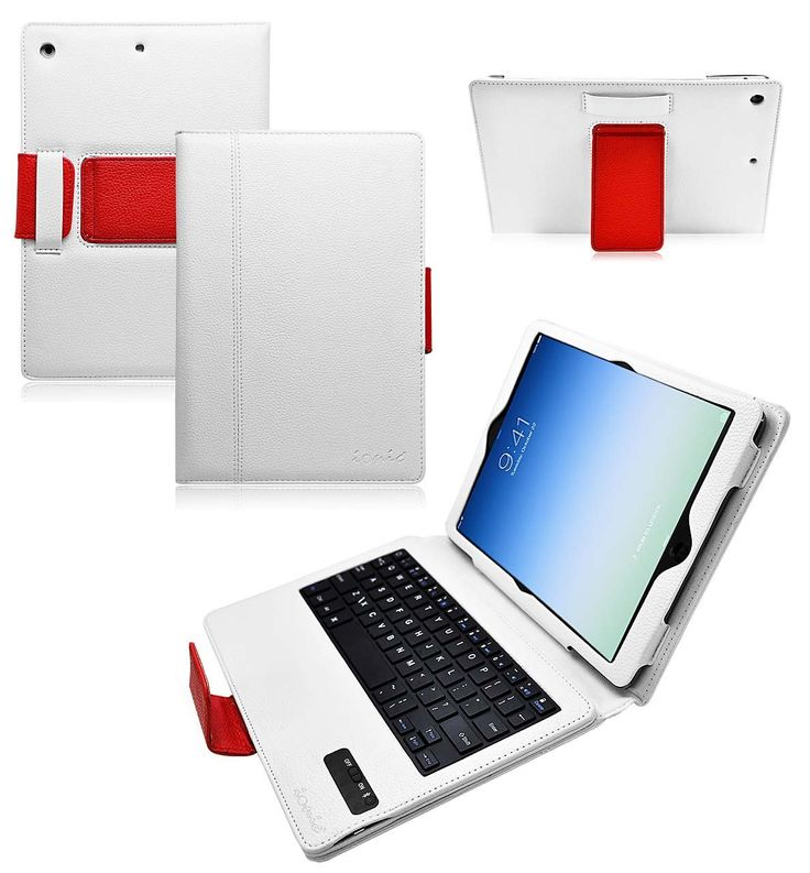 Check out a selection of the Best Keybord Cases for iPad Air 2 and see how these smart accessories could help you make the most from your awesome gadget!