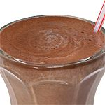 Nutty Chocolate Smoothie  1 bottle chilled Vanilla PediaSure Complete, 15 mL (1 Tbsp) smooth peanut butter, 30 mL (2 Tbsp) chocolate syrup, blend together and serve