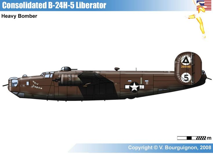 138 best images about consolidatet b 24 liberator colors #2