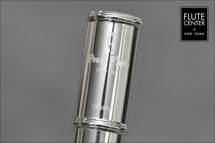 Pearl Quantz Series Flute Model 505 (Custom-Built Flute)