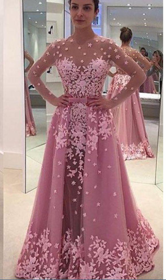 Mejores 765 imágenes de Elegant Party Gowns en Pinterest | Vestidos ...