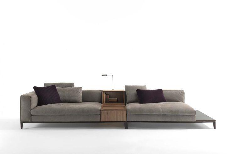TAYLOR Sectional sofa by FRIGERIO POLTRONE E DIVANI Sofa