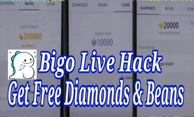 How To Get Diamonds In Bigo Live For Free