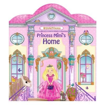 My Style Princess Sweet Home matricás tervező Depesche