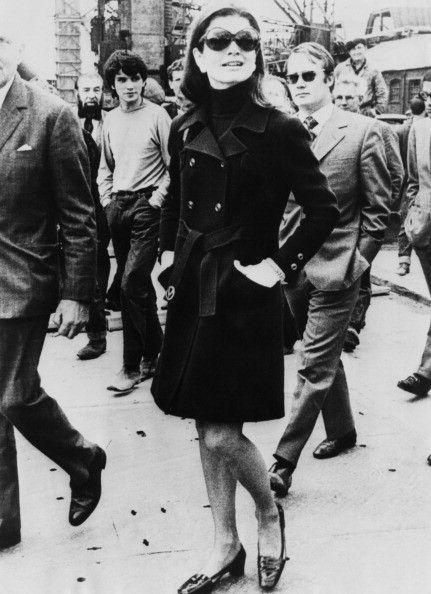 Jackie Kennedy   timeless fashion sense with a twist