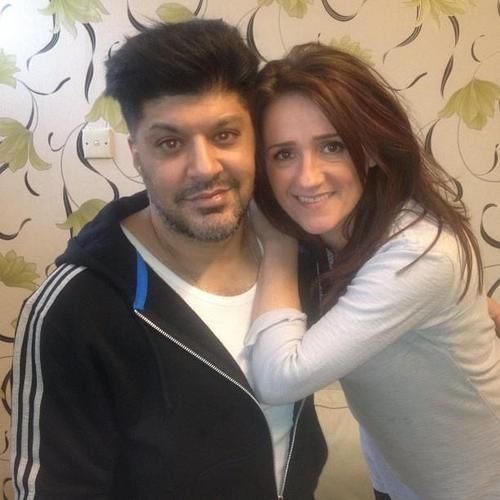 Yaser and Tricia Malik. :D