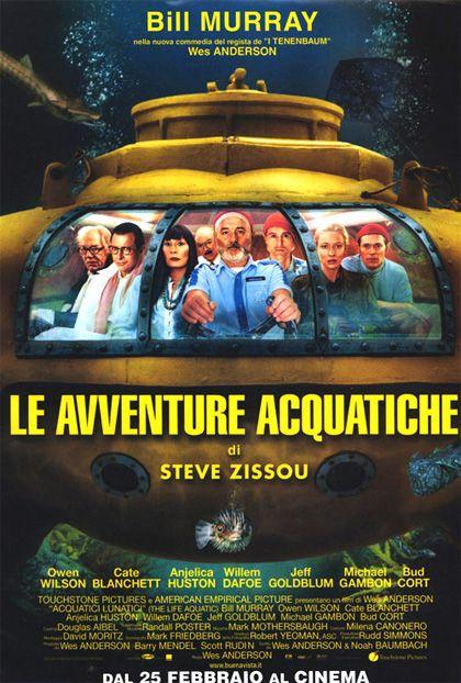 Le avventure acquatiche di Steve Zissou (2004) - Film - Trama - Trovacinema