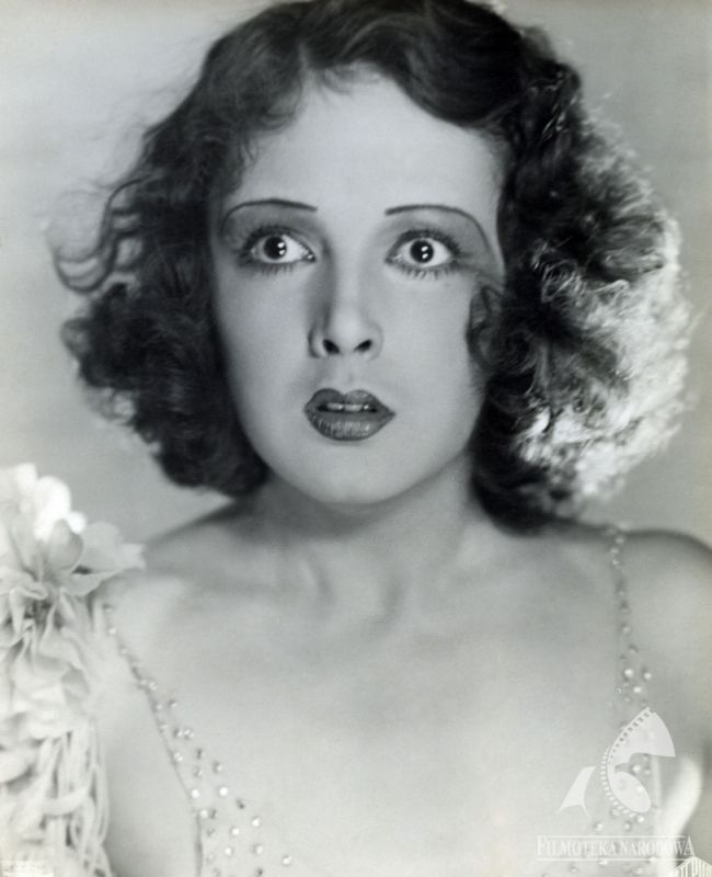 Movie star Betty Amann. (FOTOTEKA FILMOTEKI NARODOWEJ) #fototeka,  #amann, #bettyamann, #cinema, #moviestar, #glamourcinema
