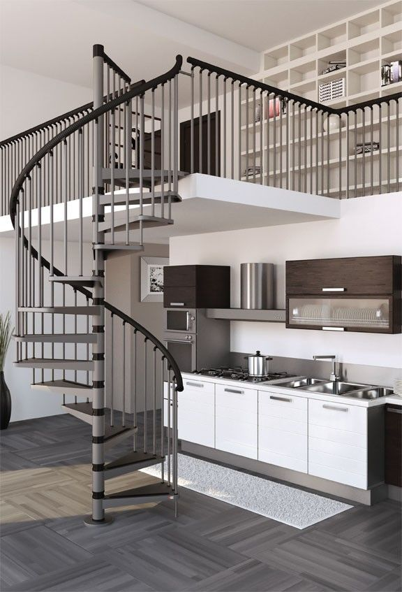 17 best ideas about spiral staircase kits on pinterest for 4 foot spiral staircase