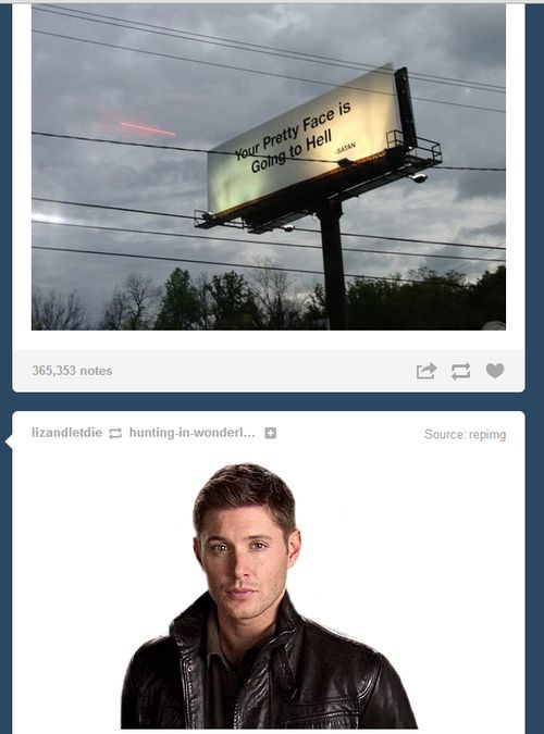 """There and Back Again: A Hunter's Tale by Dean Winchester"""