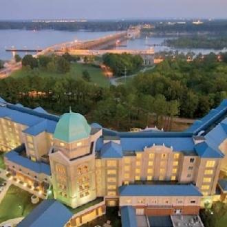 Marriott Shoals Hotel & Spa~Florence, Alabama on RTJ golf Trail - weekend getaway