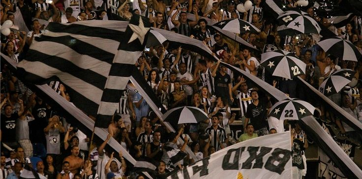 BotafogoDePrimeira: Juntos somos mais fortes!