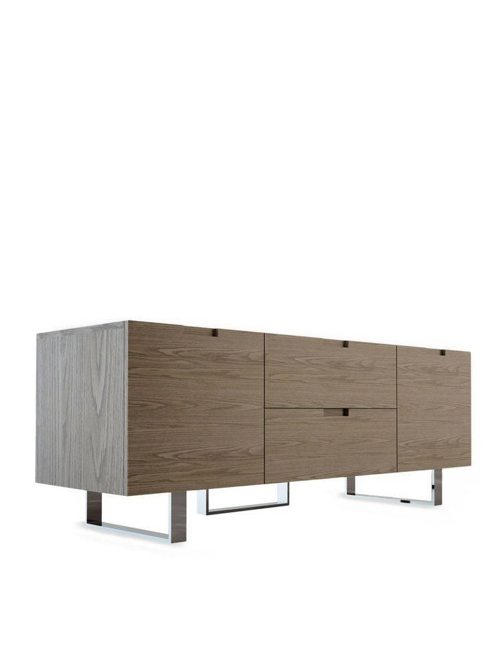 Eldridge Entertainment Unit By Modloft At Gilt | River Place | Pinterest |  Media Storage, Art Furniture And Tv Stands
