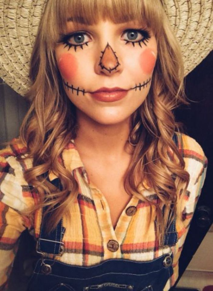 Maquillaje de carnaval: ¿qué reglas básicas deben considerarse?
