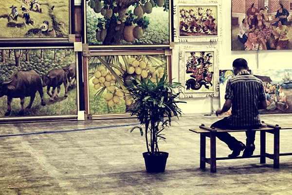 #Painting with cam - Vintage - PSLI Surabaya - East java - Indonesia - May 2013