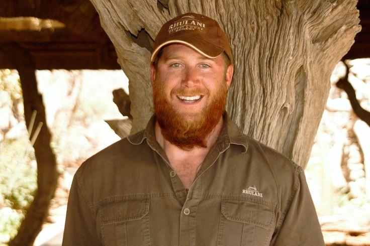 Alidair Armstrong - Field Guide at Rhulani Safari Lodge