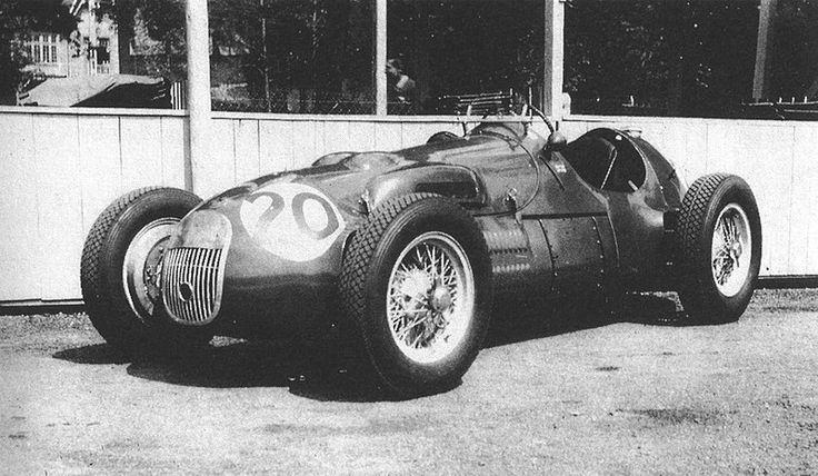 HWM 52 Alta F2 (4L 2,0L )'52 20 Lance Macklin (USA