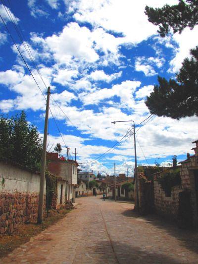 Un camino así…..