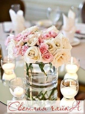 """Что только не используют декораторы в оформлении свадеб! Цветы и ленты, бумажные гирлянды и вертушки, винтажные клетки и комоды, и наконец – зеркала. Зеркала позволяют интересно поиграть с пространством, расширяя его, наполняя светом и создавая разнообразные иллюзии. Из них можно сделать план рассадки, подставку для торта, вазы, столешницы и даже свадебную арку. Вдохновляйтесь вместе с нами! Ваша """"Светлая чайка"""".  _________________________________________   Звоните нам! ☎ 8.800.234.80.34…"""