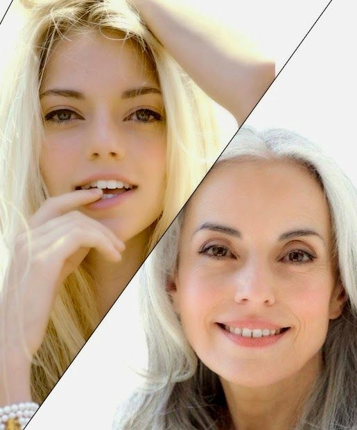 The Right Skin Care for Every Age   Nature Is The Answer