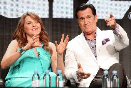 Bruce Campbell Says 'Ash Vs. Evil Dead' Series Could Lead To More 'Dead' Movies – TCA