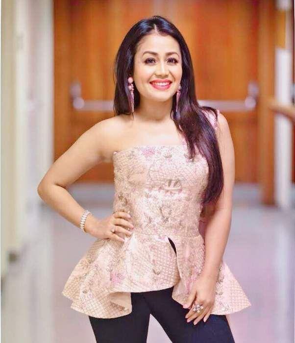 Music Artistes And Siblings Neha Kakkar Tony Kakkar And Sonu Kakkar Are Set To Be A Part Of Ze In 2020 Neha Kakkar Dresses Indian Bollywood Actress Bollywood Fashion