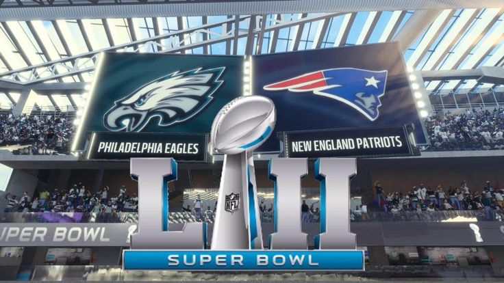 Super Bowl LII February 4, 2018 Minneapolis, MN
