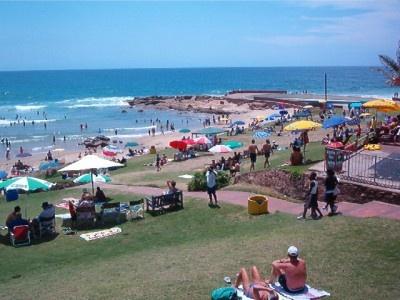Scottburgh beach Natal