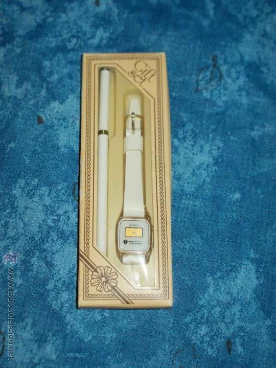 El reloj con bolígrafo de la Comunión