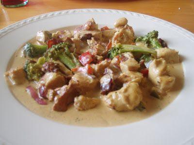 Verdens beste kylling-gryte (med bilde) - Lavkarbo.no :: Karbojunkie