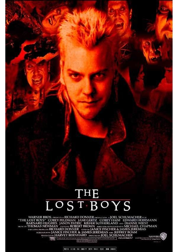 The Lost Boys-Vampire movies