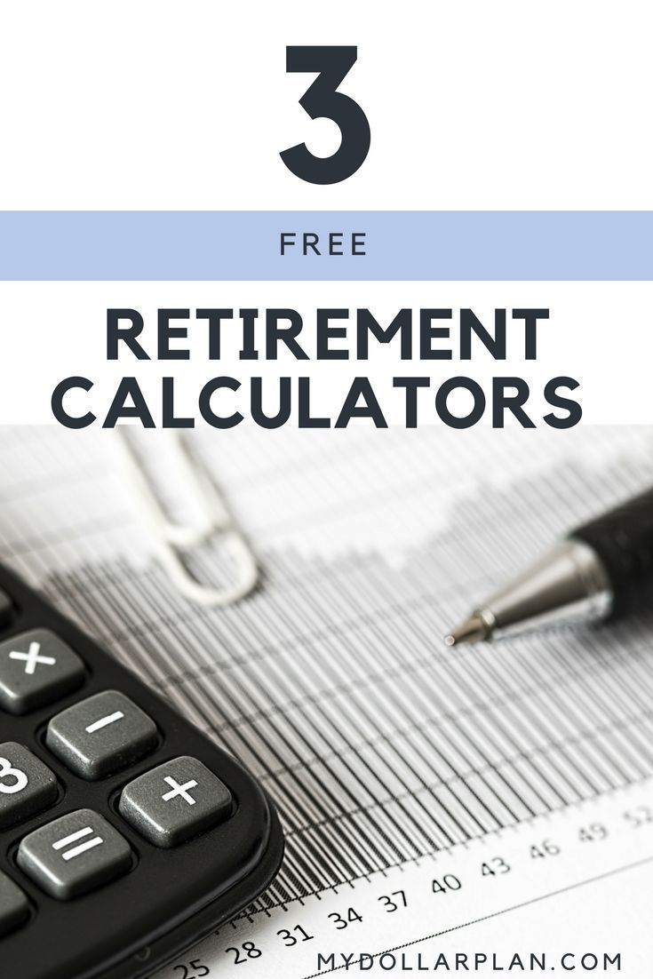 How much money do i need to retire calculator - 3 Free Retirement Calculators You Should Try Right Now