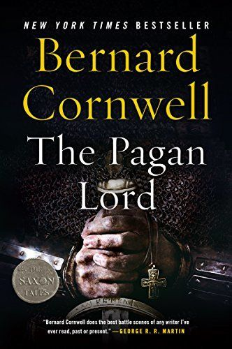 Download THE PAGAN LORD by Bernard Cornwell for $1.99 through 1/5/15