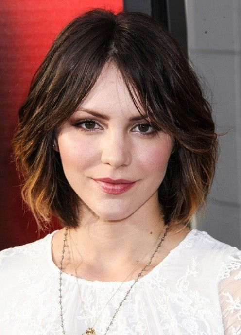 choppy hair style best 25 katharine mcphee ideas that you will like on 2627