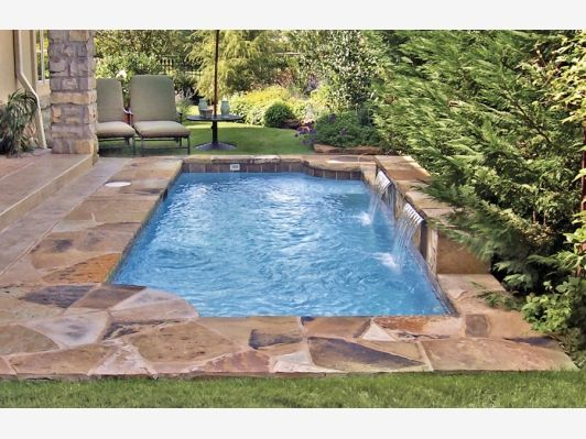Roman/Grecian Pool   Home And Garden Design Ideau0027s