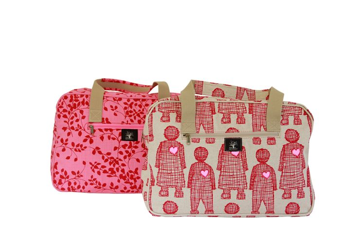 Peppertree Girls Weekend Bag