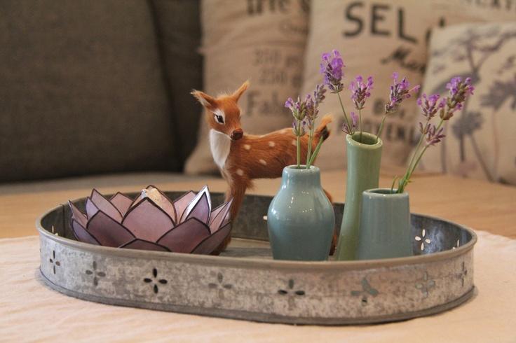 Barbros lille verden: Lavendel fra hagen