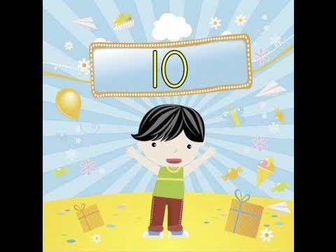 Another great math video. Count by 10's
